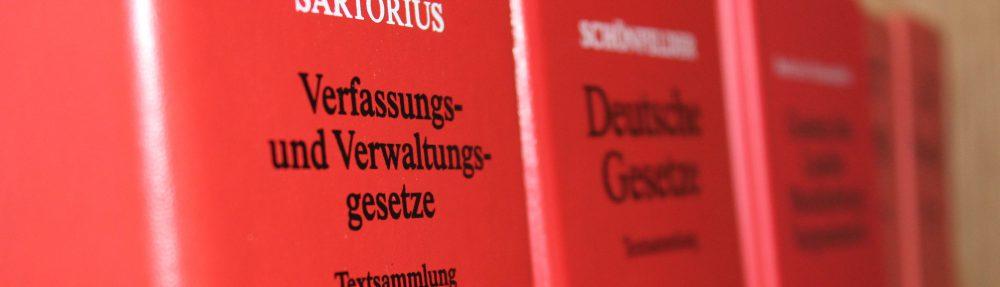 Juristisches Referendariat in Mecklenburg-Vorpommern